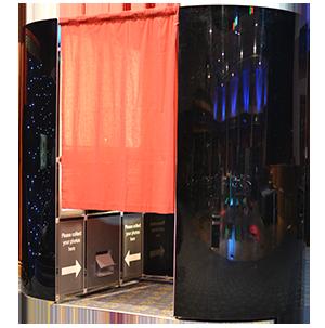 Edinburgh Fun Casino Photobooth
