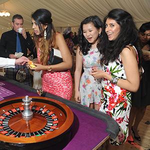 Newcastle Fun Casino Wedding
